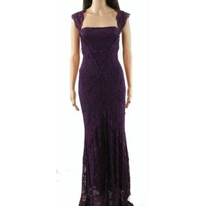Nicole Miller Purples Dress Size 12